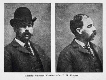 El doctor H.H. Holmes, uno de los primeros asesinos en serie: construyó un hotel en el Chicago de 1889 y en él acabó con la vida de, que se sepa, 9 personas. Que se sospeche, 200. Getty